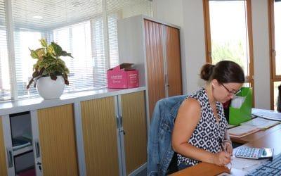 Kelly, Gestionnaire Santé chez Hémos Santé